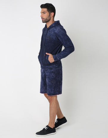 Randum Indigo Hoodie for Men