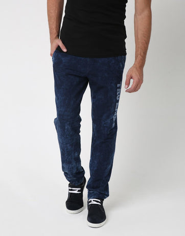 Kar Tru Indigo Sweatpants for Men