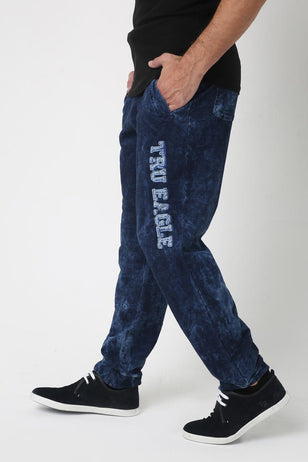 Randum Tru Indigo Sweatpants for Men