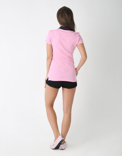 Dual Color Polo for Women