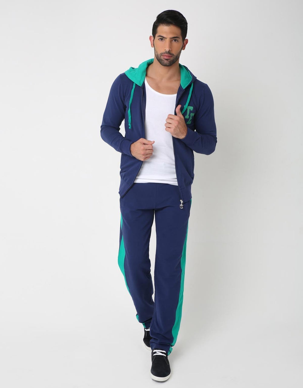Duo Striped Tracksuit for Men