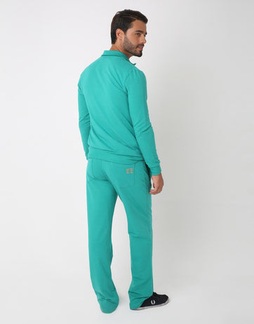 Uni Color Street Suit- Upper, GREEN