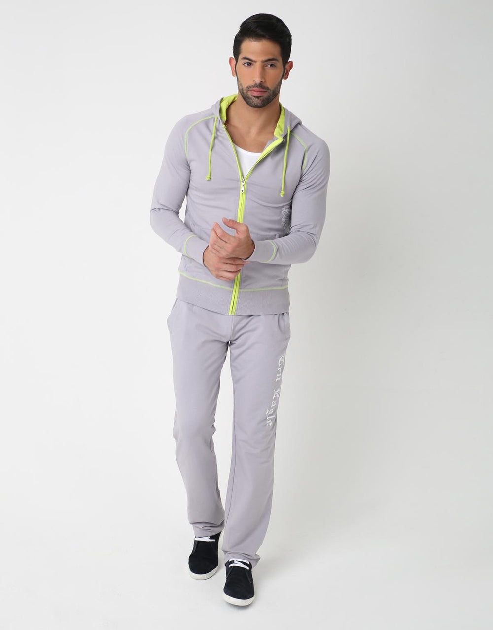 Tri Color Sweatpants for Men
