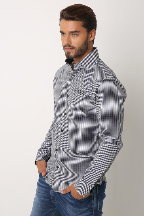 Gingham Checkered Shirt