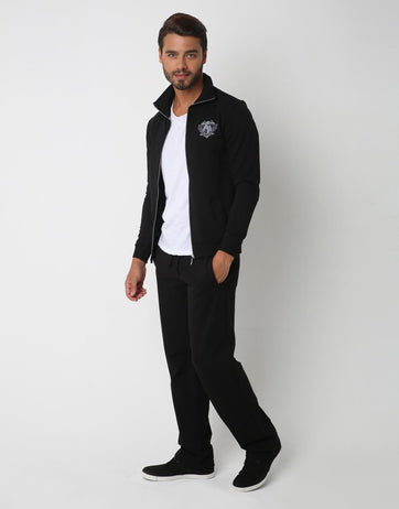 Uni Color Polo Tracksuit for Men