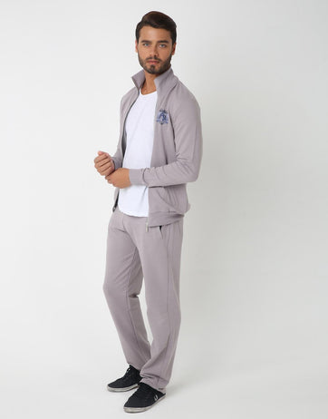 Uni Color Street Suit- Upper, GREY