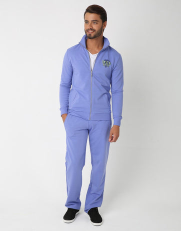 Uni Color Street Suit- Upper, ROYAL