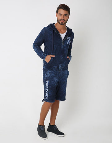 Kar Blue Chic TrackSuit for Men
