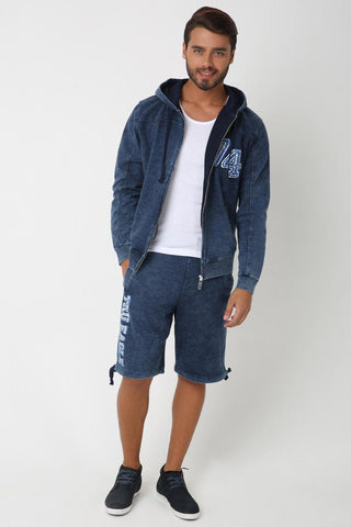 Uni Color Polo Tracksuit