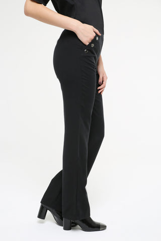 Classic Wide Trousers for Women