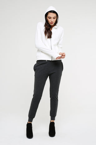 Double Faced Sweatpants for Women