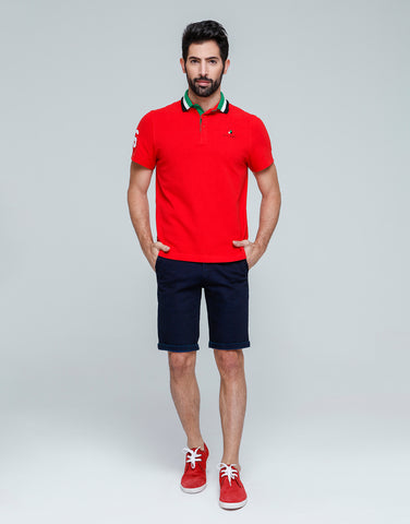 Truae Collar Polo for Men