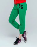 Flag Color Sweatpants for Women