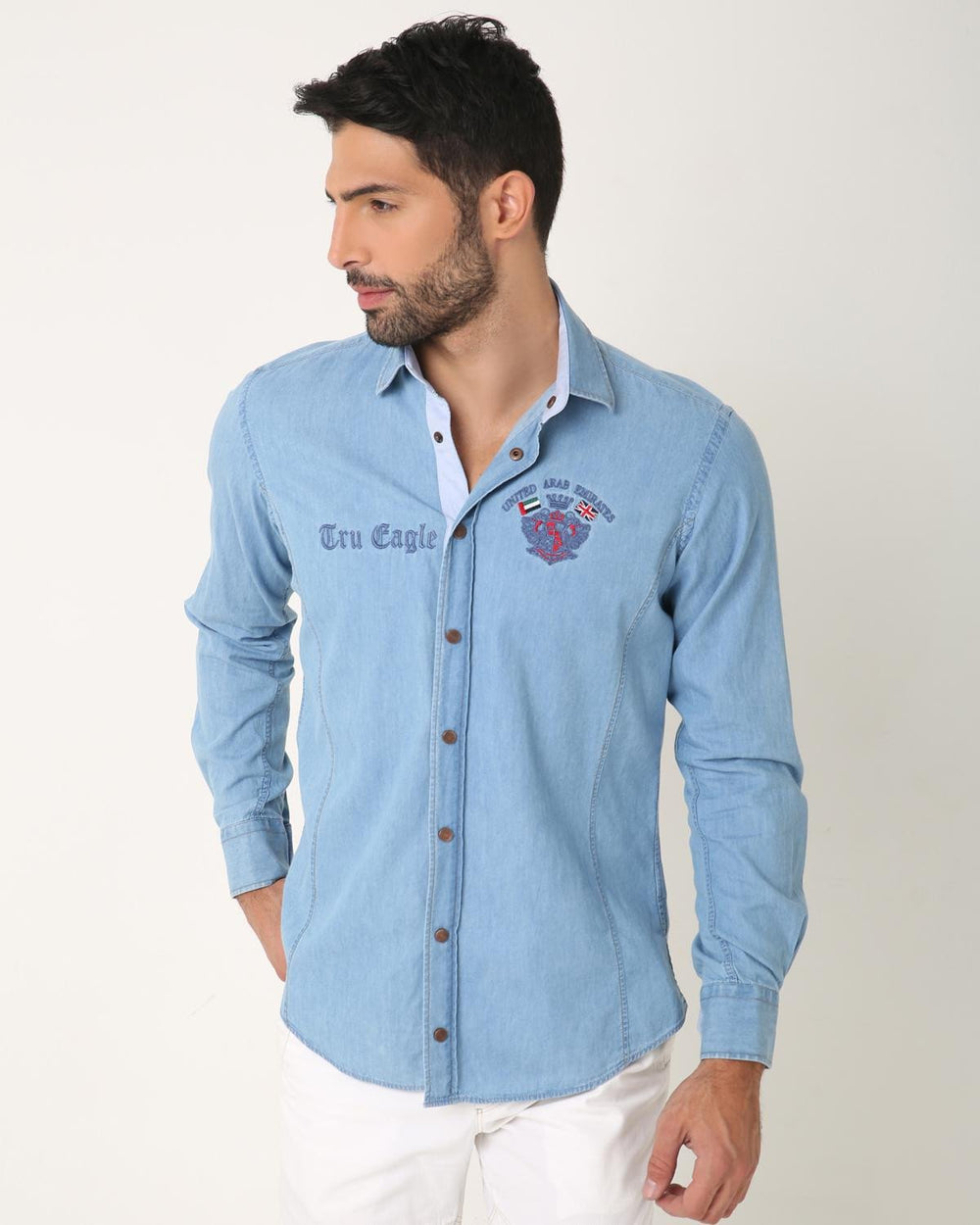 Straight Fit Casual Affair Shirt