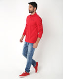Full Sleeved Polo Ride for Men