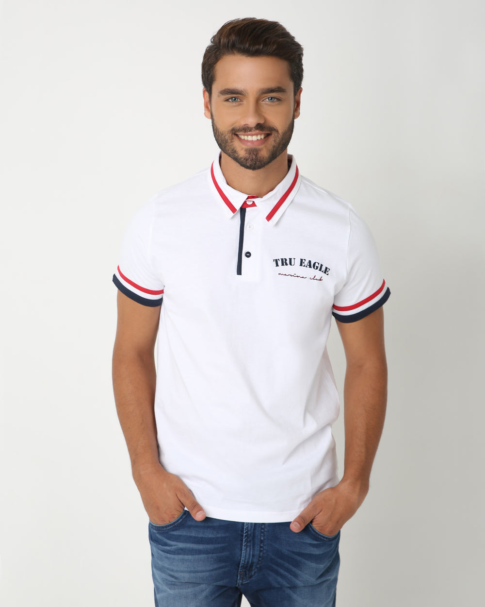 Classic 2 Button Polo for Men