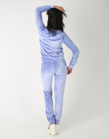 Modal Velour Tracksuit for Women
