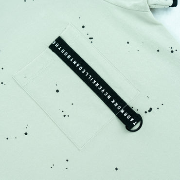 Zip Pocket T-shirt