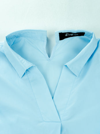 Organic Solid Shirt
