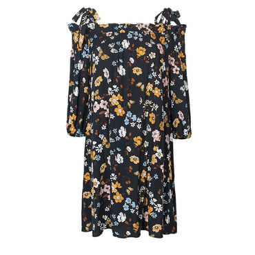 Black Andrea Dress for Women