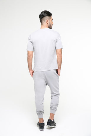 Cuffed Sweatpants for Men