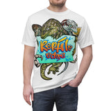 Reptile Edge T All Over Prints, Reptile Edge, Reptile Edge - Reptile Edg,