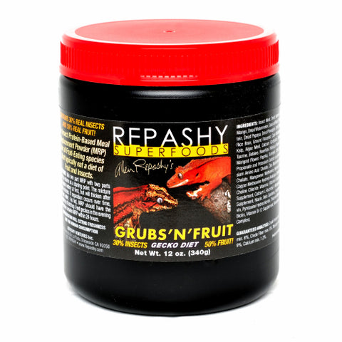 Repashy Grubs 'N' Fruit , Repashy, Reptile Edge - Reptile Edg,