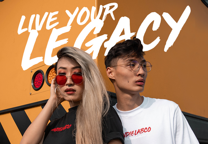 "Indie Lab Collective's 2018 Theme: ""Live Your Legacy"""
