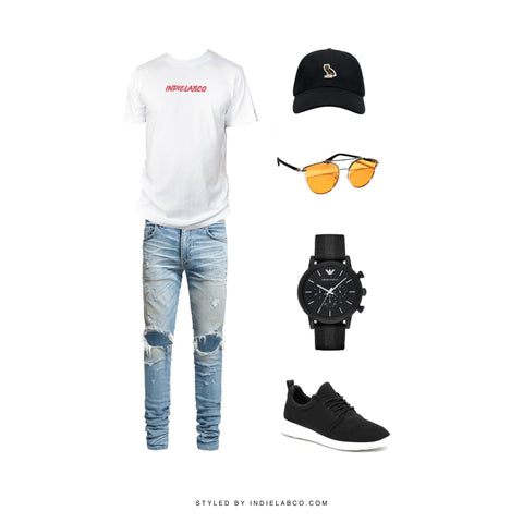 indie lab co streetwear outfit inspo men