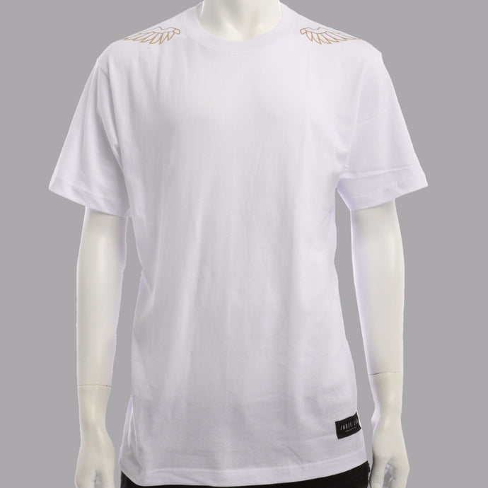 Carpe Libertatum - Wealth - White T-Shirt