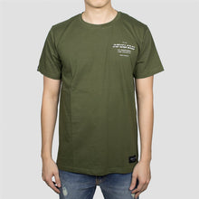 INDIELABCO AW18 BASIC T-SHIRT (GREEN)