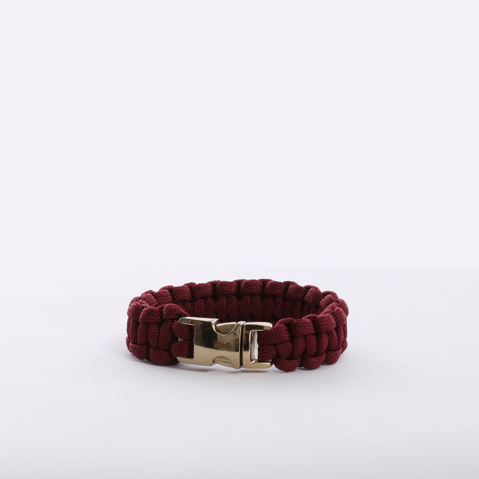 Paracord Bracelet - RUBY