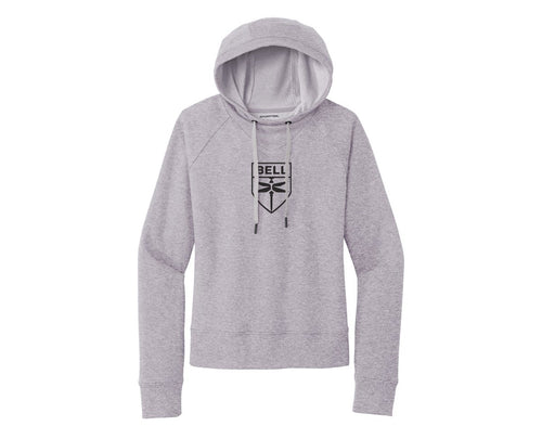 Ladies Lightweight French Terry Hoodie