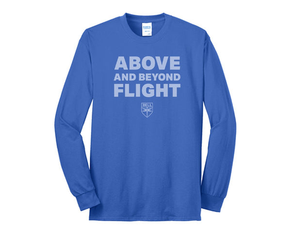 Above and Beyond Flight Long Sleeve Tee