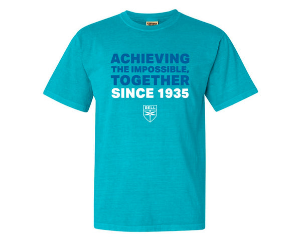 85th Anniversary Blue T-Shirt