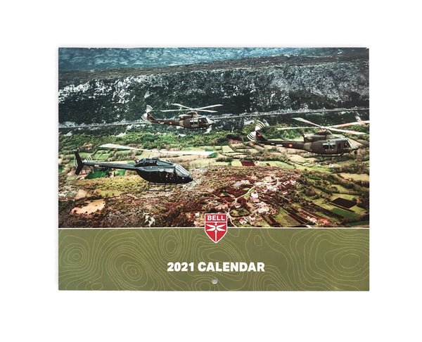 2021 Commercial and Military Calendar