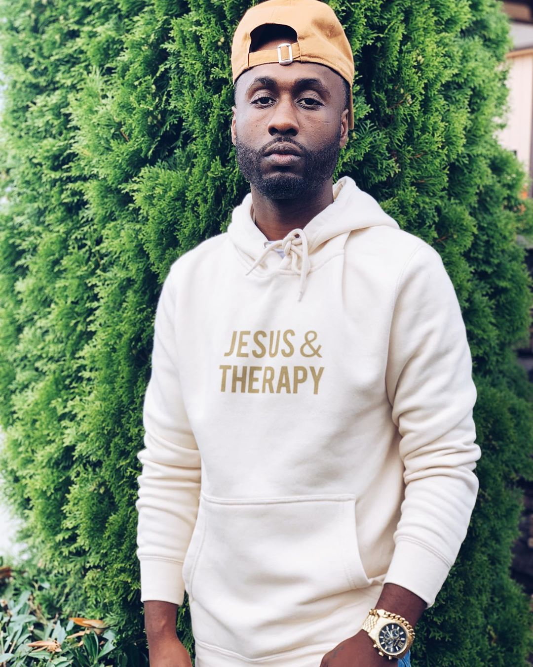 (Perry's) Jesus & Therapy Hoodie