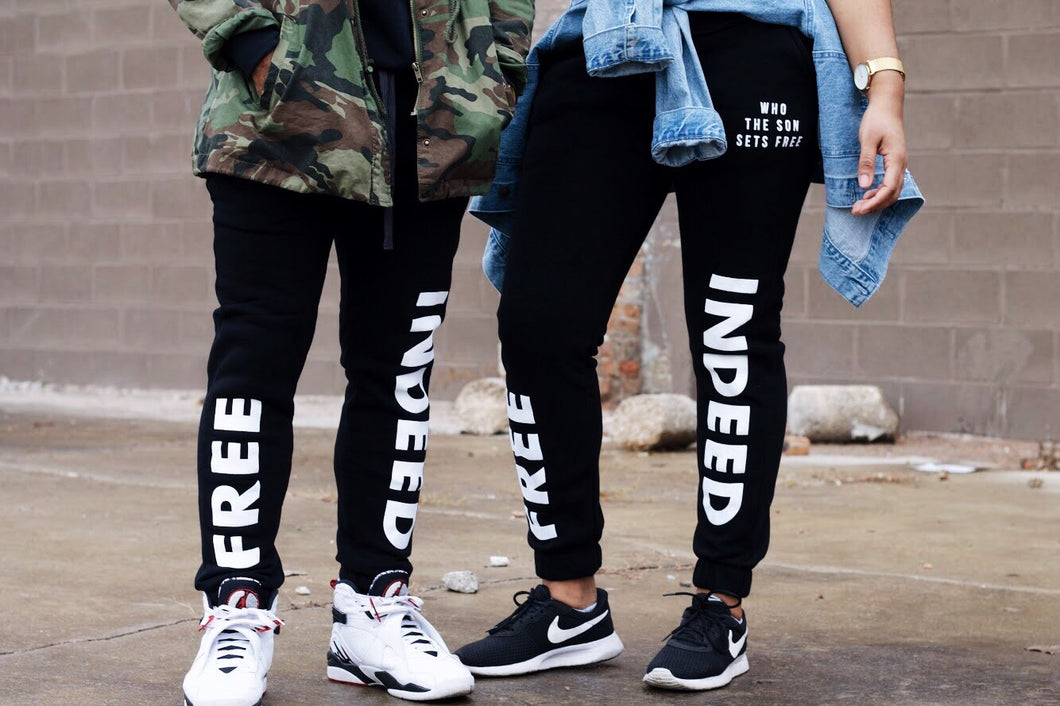 Free Indeed Joggers