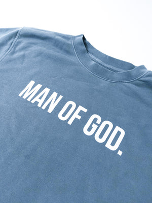 (Perry's) Man of God Crewneck