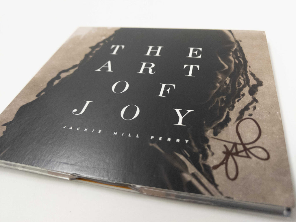 The Art of Joy (autographed copy - CD)