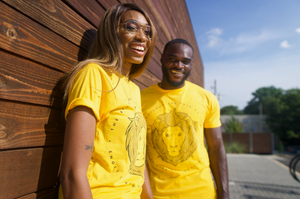 Bold As A Lion Tee
