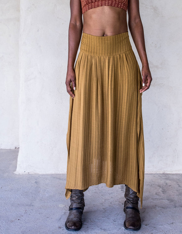 Abby Skirt - Tumeric