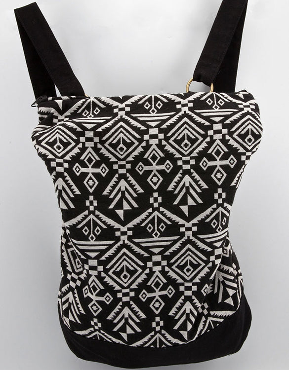 Canvas Backpack - Aztec Pack