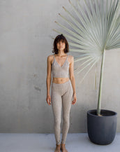 Leggings - Lines of Ochre