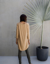 Long sleeve - Tan
