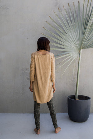Long sleeve - Tan - Idis Designs