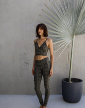 Leggings - Tribal Forest