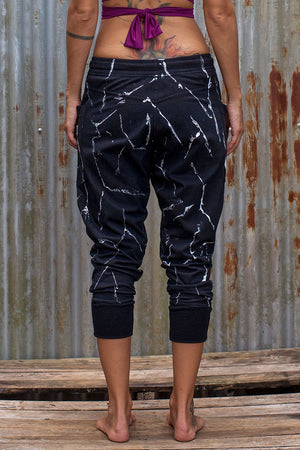 Comfee Pants - Black Marble - Idis Designs