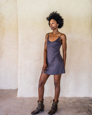 Graceful Rebellion Dress - Slate - Idis Designs