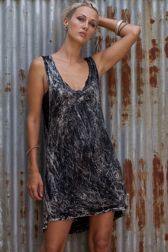 Tank Dress - Ash - Idis Designs